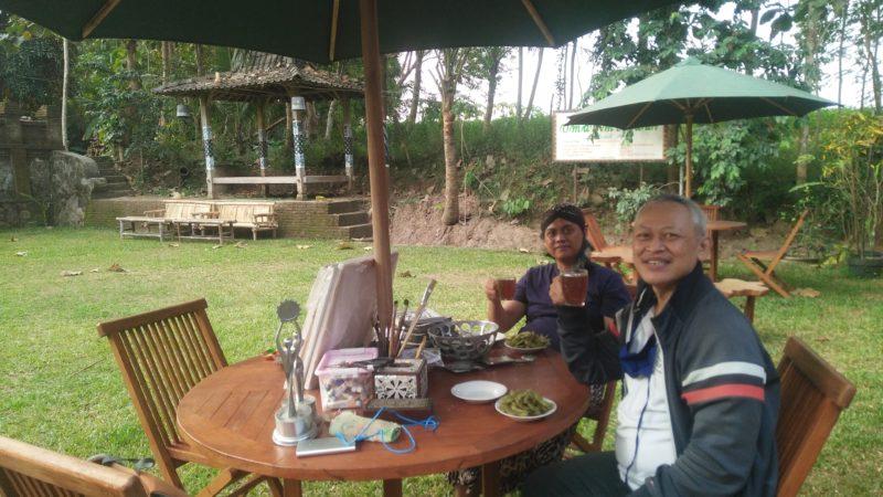 Sonjo ke mas Nur, Omah Mbudur, Topnya Pengrajin Borobudur